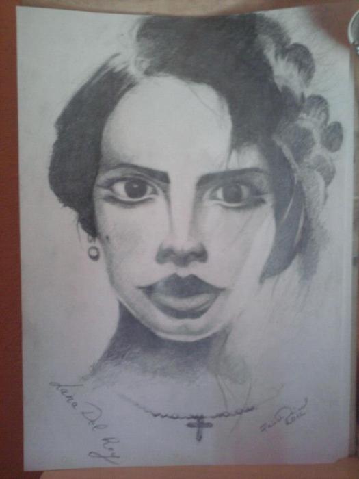 Lana Del Rey by DenielF